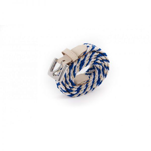 vertical bleu creme blanc