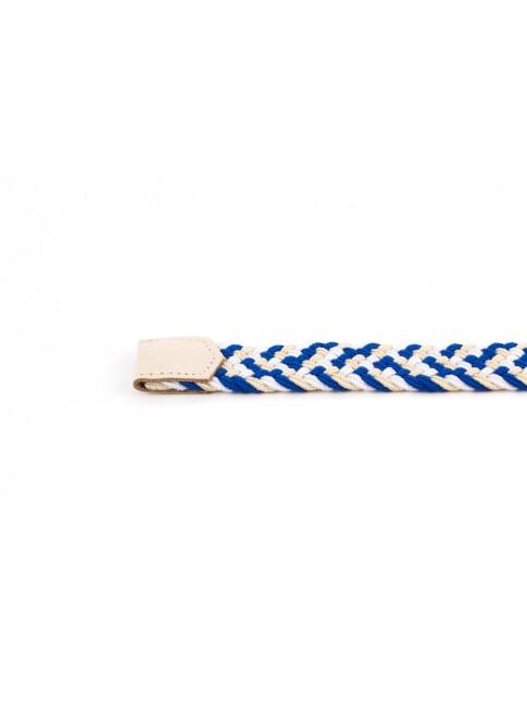 vertical bleu blanc plat