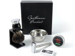 kit rasage gentleman barbier