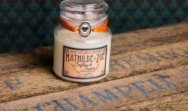 Mathilde et zoé, bougie artisanale et salon de thés à champeix
