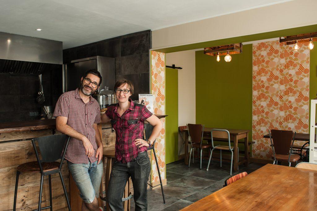 Grignotte et café, saint médard en Jalles, restaurant écoresponsable sur laloop