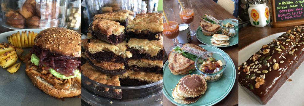 grignotte et café à saint medard en jalles, ecoresponsable sur laloop