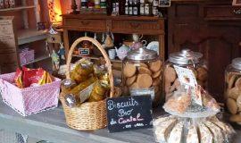 la boite à biscuits, gourmandises locales à murat, laloop