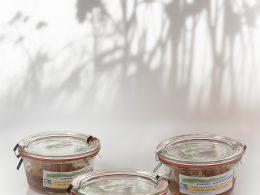 miel en breche de fleurs sauvages des montagnes d'auvergne, croqsauvages, sur laloop
