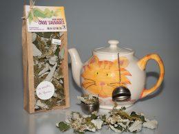 tisane mélange de plantes sauvages croqsauvage, recette de maman