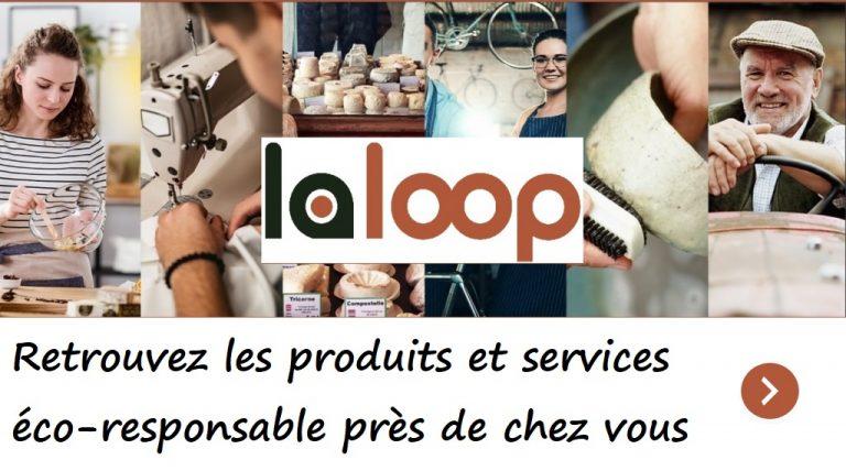 acheter local et écoresponsable avec laloop
