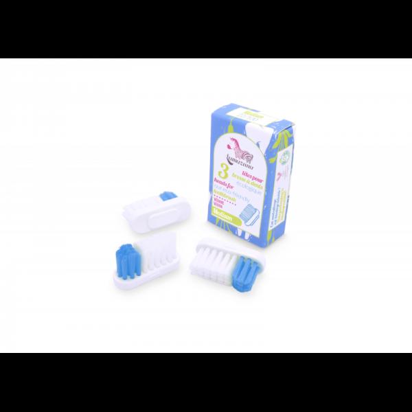 Recharge pour brosse à dents écologique