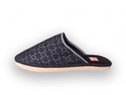 Chaussons made in France, mule Ritz